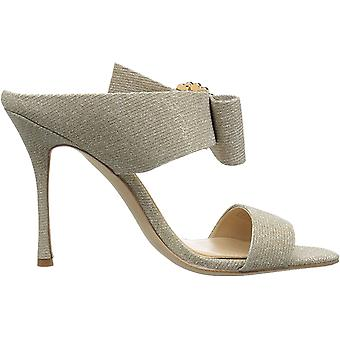 Imagine Vince Camuto Women's Shoes IM-Westcott Fabric Open Toe Special Occasion Mule Sandals