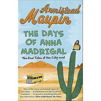 Anna Madrigals dage af Maupin & Armistead