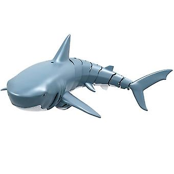 2.4G wireless remote control shark, waterproof and rechargeable bath toys