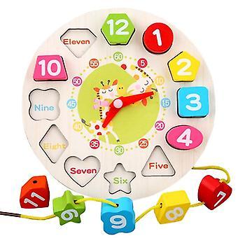 Early Education Teaching Aids Digital Clock Math