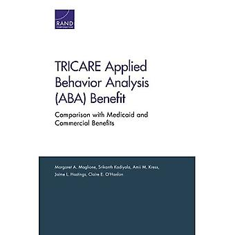 Tricare Applied Behavior Analysis (Aba) Benefit: Comparison with Medicaid and Commercial Benefits