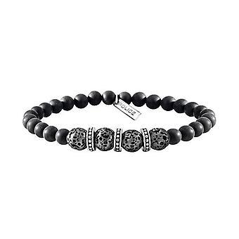 Police jewels men's bracelet  pj26482bss02