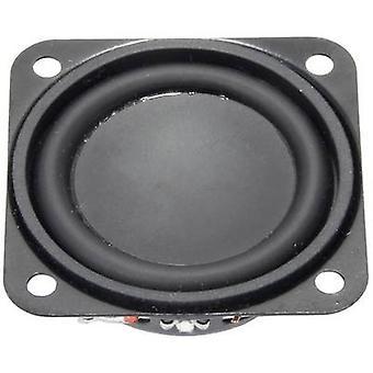 Visaton FRWS 4 ND - 8 Ohm Wideband speaker