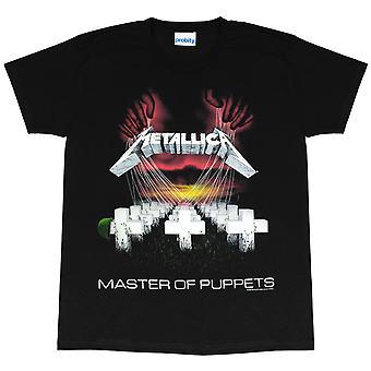 Metallica Master Of Puppets Dames Boyfriend Fit T-Shirt | Officiële Merchandise