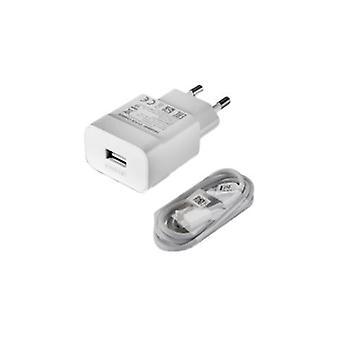 Huawei Hurtig opladning Vægoplader + Kabel AP32 Usb-C