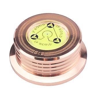Lp виниловый проигрыватель дисков, стабилизатор поворотного стола, зажим веса