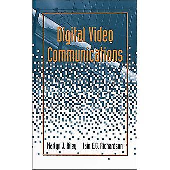 Digital Video Communications by Martyn J. Riley - 9780890068908 Book