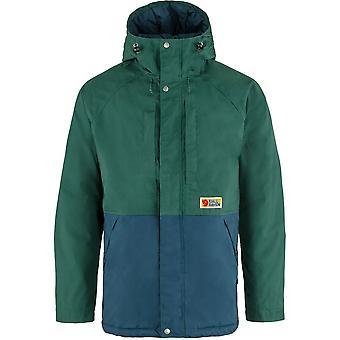 Fjällräven Vardag Lite Pehmustettu takki - Arktinen vihreä myrsky