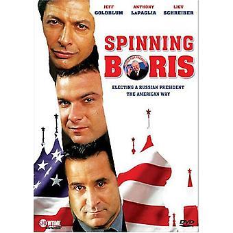 Spinning Boris [DVD] USA import