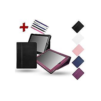Lederen draagtas/beschermer iPad Mini 1 2 3