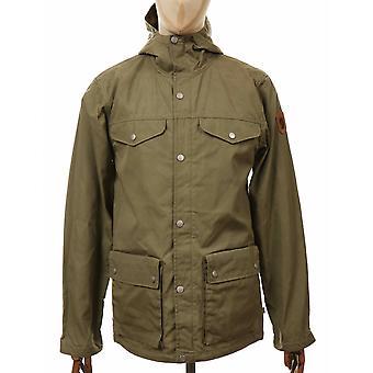 Fjallraven Groenlandia chaqueta - verde