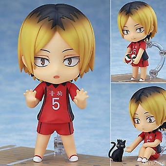 Video game consoles kozume kenma haikyuu figure action toys collection doll model christmas gifts