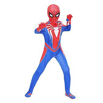 Spider Man Costume! Halloween, Campus Show Costumes! Kids Gift!