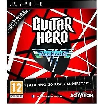 Guitar Hero Van Halen - Spiel nur PS3