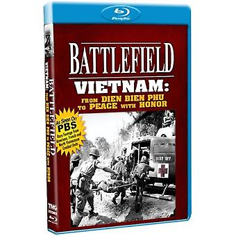 Battlefield Vietnam: From Dien Bien Phu to Peace W [BLU-RAY] USA import