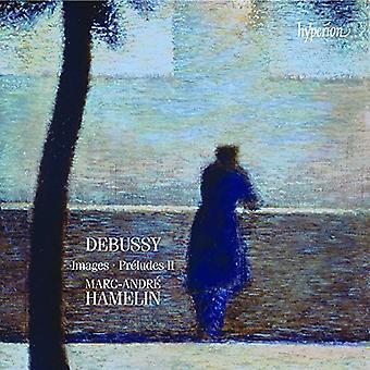 Debussy / Hamelin - Images Books I & II Preludes Book II [CD] USA import