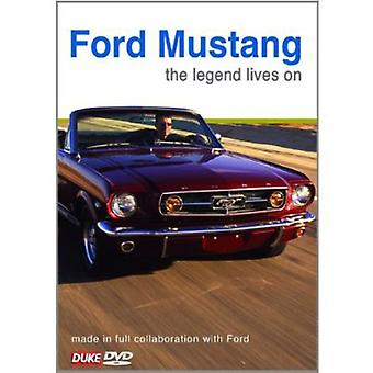 Ford Mustang [DVD] USA import