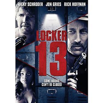 ロッカー 13 【 DVD 】 アメリカ インポートします。