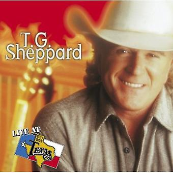 T.G. Sheppard - Live at Billy Bob's Texas [CD] USA import