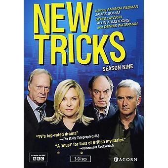 Nieuwe trucs - nieuwe trucs: seizoen 9 [DVD] USA import