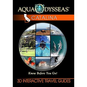 Catalina-3D Interactive Travel Guide [DVD] USA import