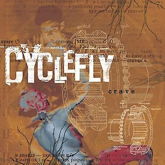 Cyclefly - Crave importation USA [CD]