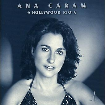 Ana Caram - Hollywood Rio [CD] USA import