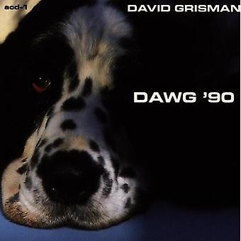 David Grisman - Dawg 90 [CD] USA import