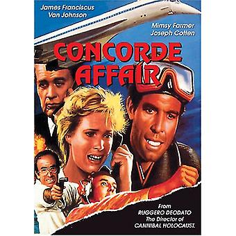 Concorde Affair [DVD] USA import