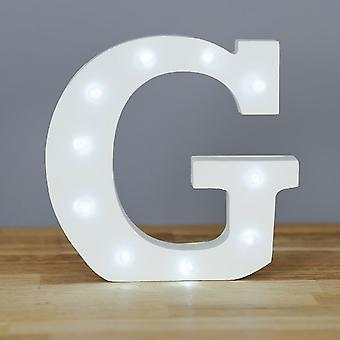 LED Buchstaben - Yesbox Lights Buchstabe G