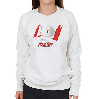 Kung Fury The Animated Series Women's Sweatshirt
