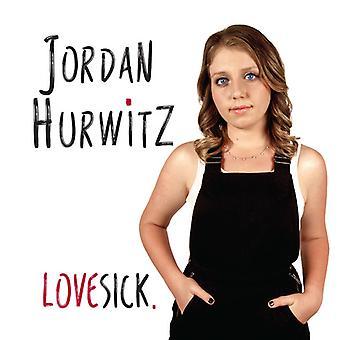 Jordan Hurwitz - Lovesick [CD] USA import