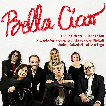 Buda Musique - Bella Ciao [CD] USA import