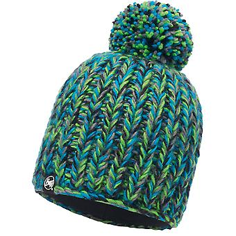Buff Skyler Bobble Hat in Green