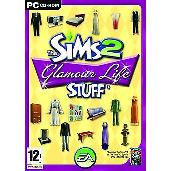 The Sims 2 glamour liv Stuff (PC CD)-ny