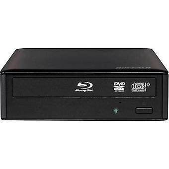 Buffalo BRXL-16U3-EU ekstern Blu-ray skribent Retail USB 3,0 svart