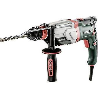 Metabo UHEV 2860-2 Quick SDS-Plus-Hammer drill, Hammer drill chisel, Hammer drill combo 1100 W incl. case