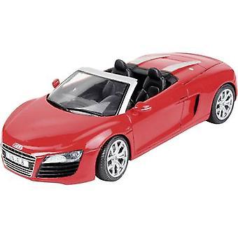 Revell ०७०९४ ऑडी R8 स्पाइडर कार मॉडल विधानसभा किट 1:24