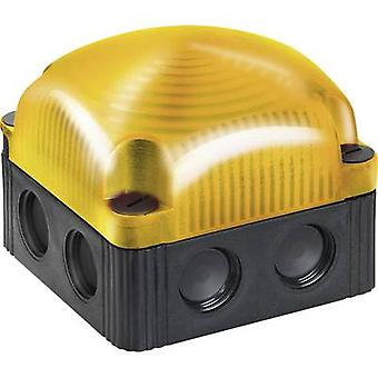 Werma Signaltechnik Light LED 853.300.54 853.300.54 Yellow Non-stop light signal 12 V DC