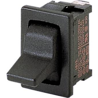 Marquardt 1818.1202 Toggle switch 250 V AC 6 A 1 x On/Off/(On) latch/0/momentary 1 pc(s)