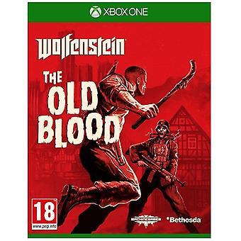 Wolfenstein The Old Blood Xbox One Game