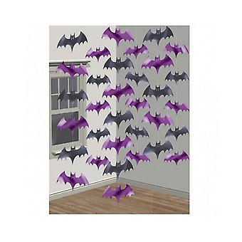 Amscan Halloween Bat String Decorations