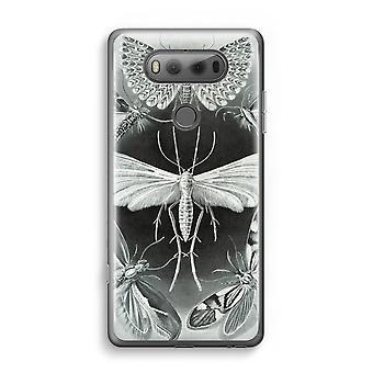LG V20 transparant Case (Soft) - Haeckel Tineida
