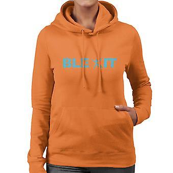 Blexit Logo Women's Hooded Sweatshirt