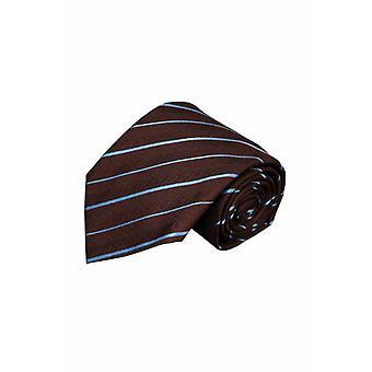 Brown tie PA11