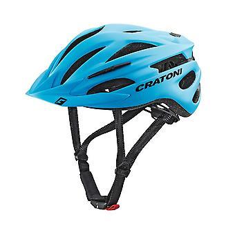 CRATONI PACER bike helmet / / blue matte