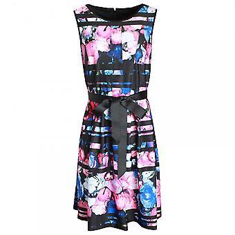 Frank Lyman Bold Print Sleeveless Dress