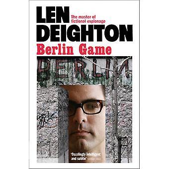 Juego de Berlín por Len Deighton - libro 9780008124984