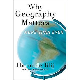 Por que Geografia - mais importante do que nunca (2a edição revisada) por danos