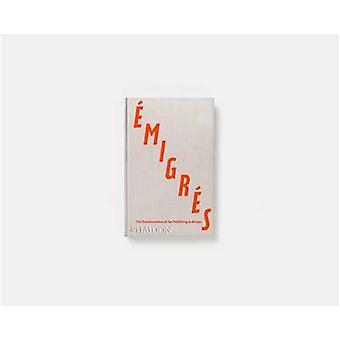 Emigres - de transformatie van de kunst publicatie in Groot-Brittannië door Anna Nybu